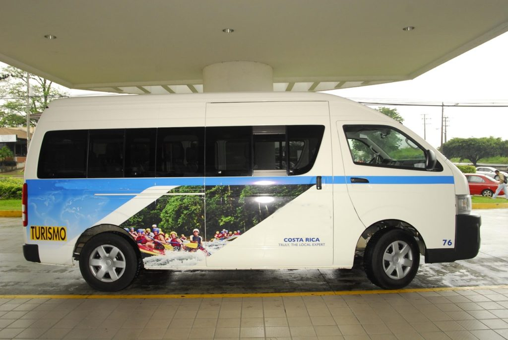 Costa Rica Shuttle & Private Transportation