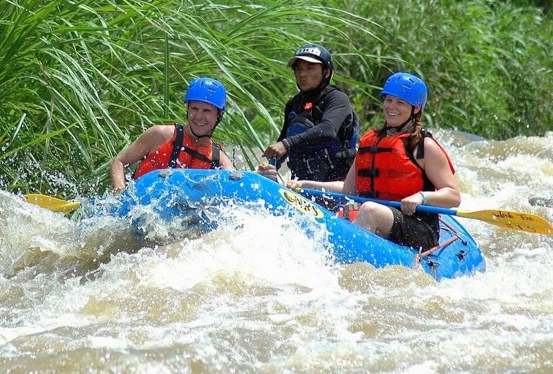 La Fortuna Whitewater Rafting2