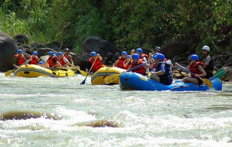 La Fortuna Whitewater Rafting3