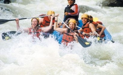 Monteverde Whitewater Rafting