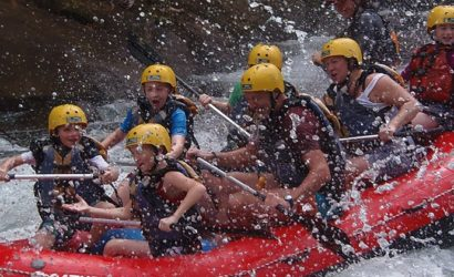 Arenal Volcano Rafting
