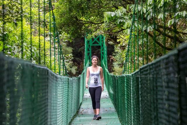 Selvatura Park Monteverde Cloud Forest Hanging Birdges