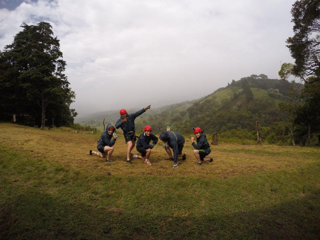 Monteverde Waterfall Rappelling Tour