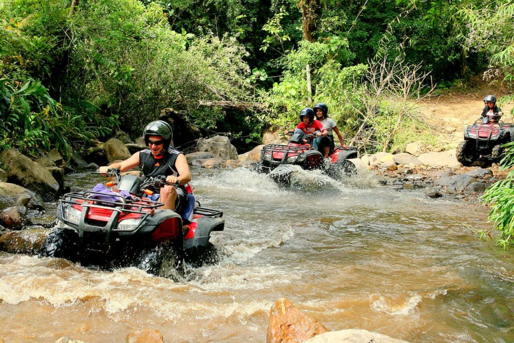 ATV Tour Monteverde