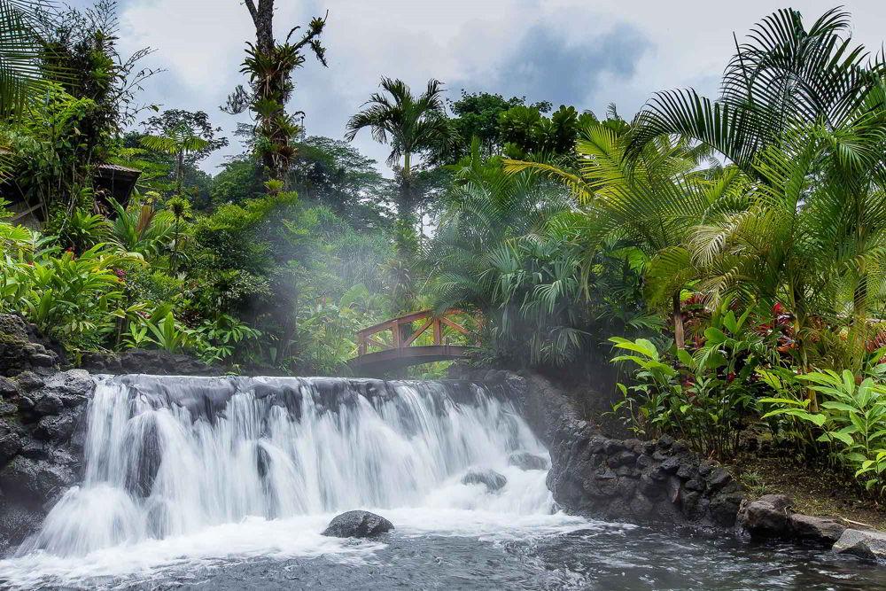 Tabacon Hot Springs Resort Arenal Volcano