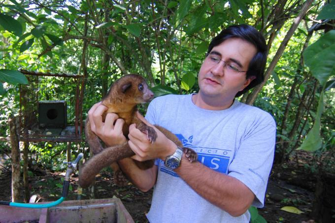 Proyecto Asis Rescue Center Near La Fortuna Arenal Costa Rica