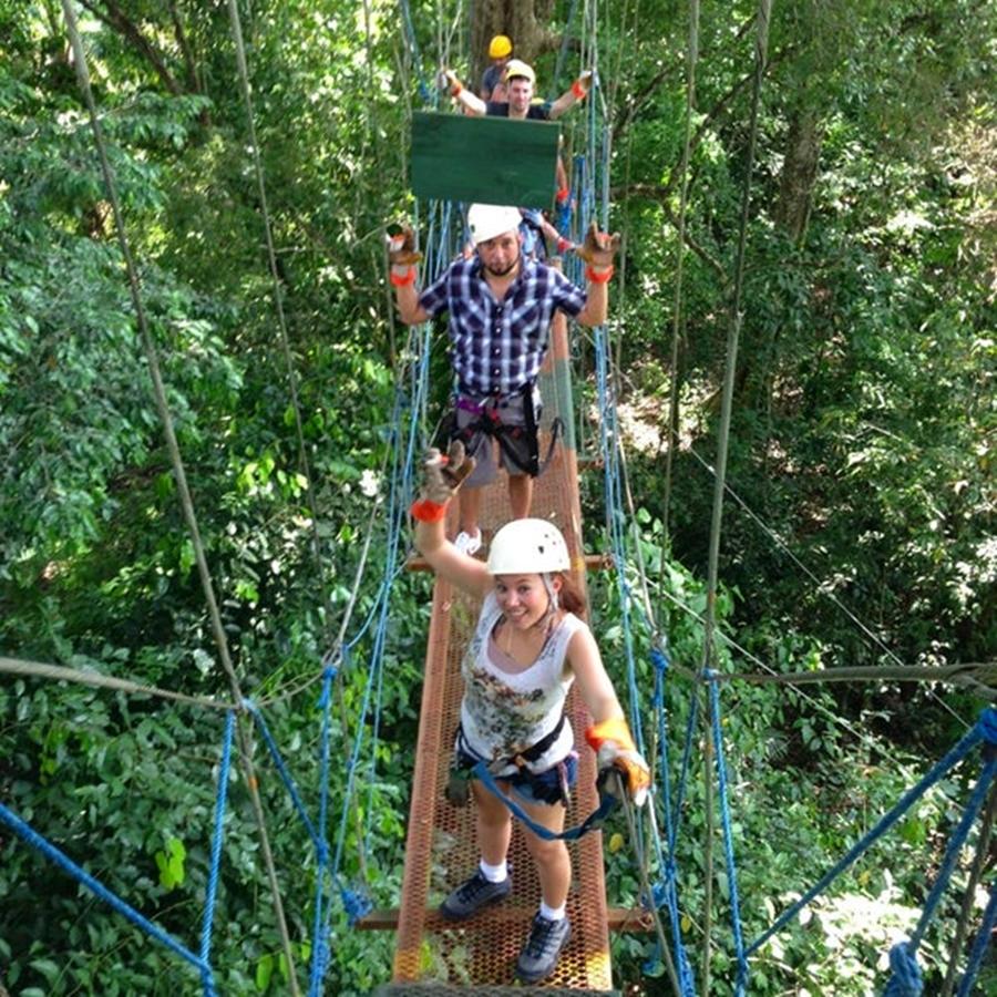 Zip Line Canopy Tour Manuel Antonio Quepos Costa Rica