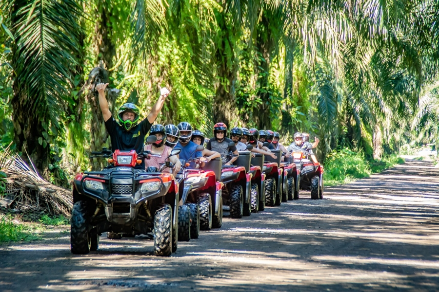 ATV Quad bikes Tour Manuel Antonio Costa Rica