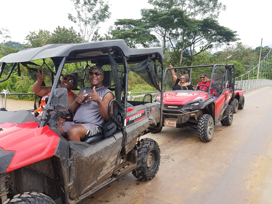 ATV Quad bikes Tour Manuel Antonio quepos Costa Rica