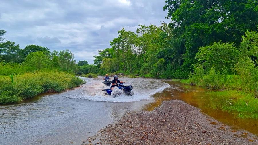 ATV, UTV, Quad bikes Tour Manuel Antonio quepos Costa Rica