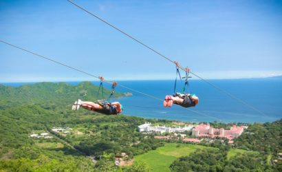 Diamante adventure Park Guanacaste Zip Line