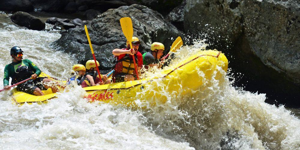 Guanacaste River Rafting