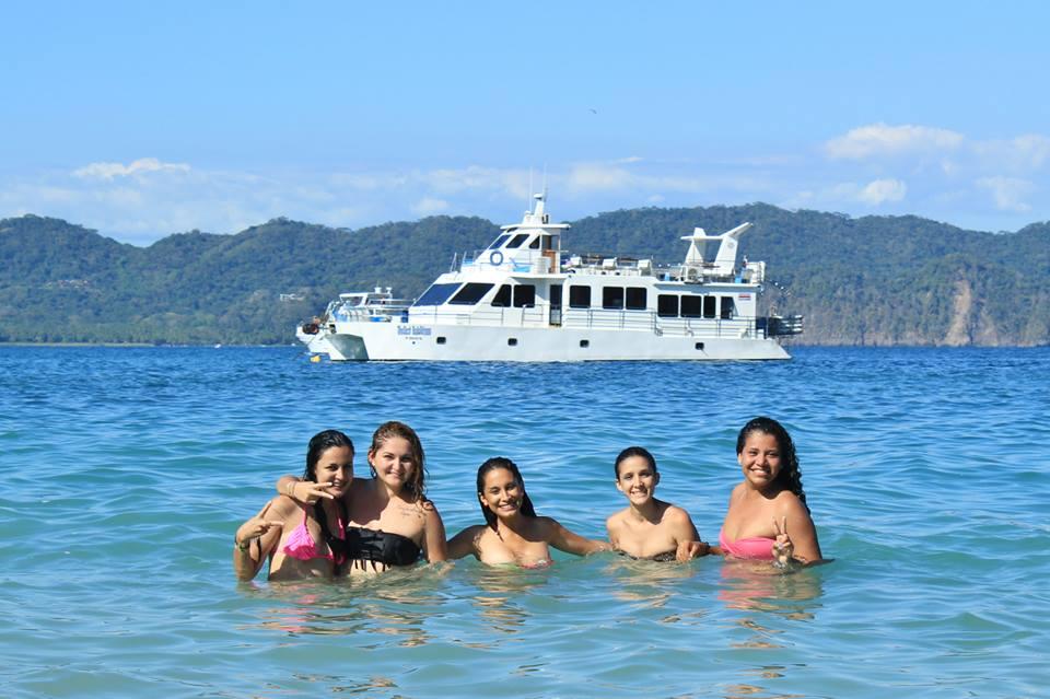 Tourtuga Island Tour Costa Rica