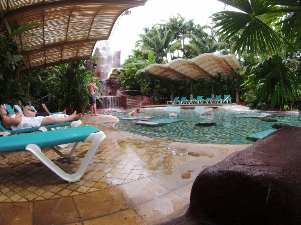 Hot Springs Arenal Volcano