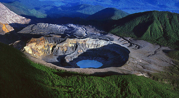 Poas Volcano One Day Tour From San Jose Costa Rica