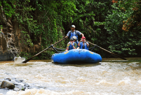 Family Boat trip | Arenal Volcano