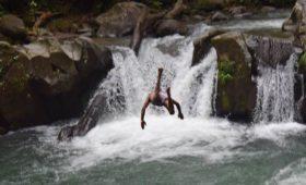 Rock Pools ( El Salto ) La Fortuna Arenal