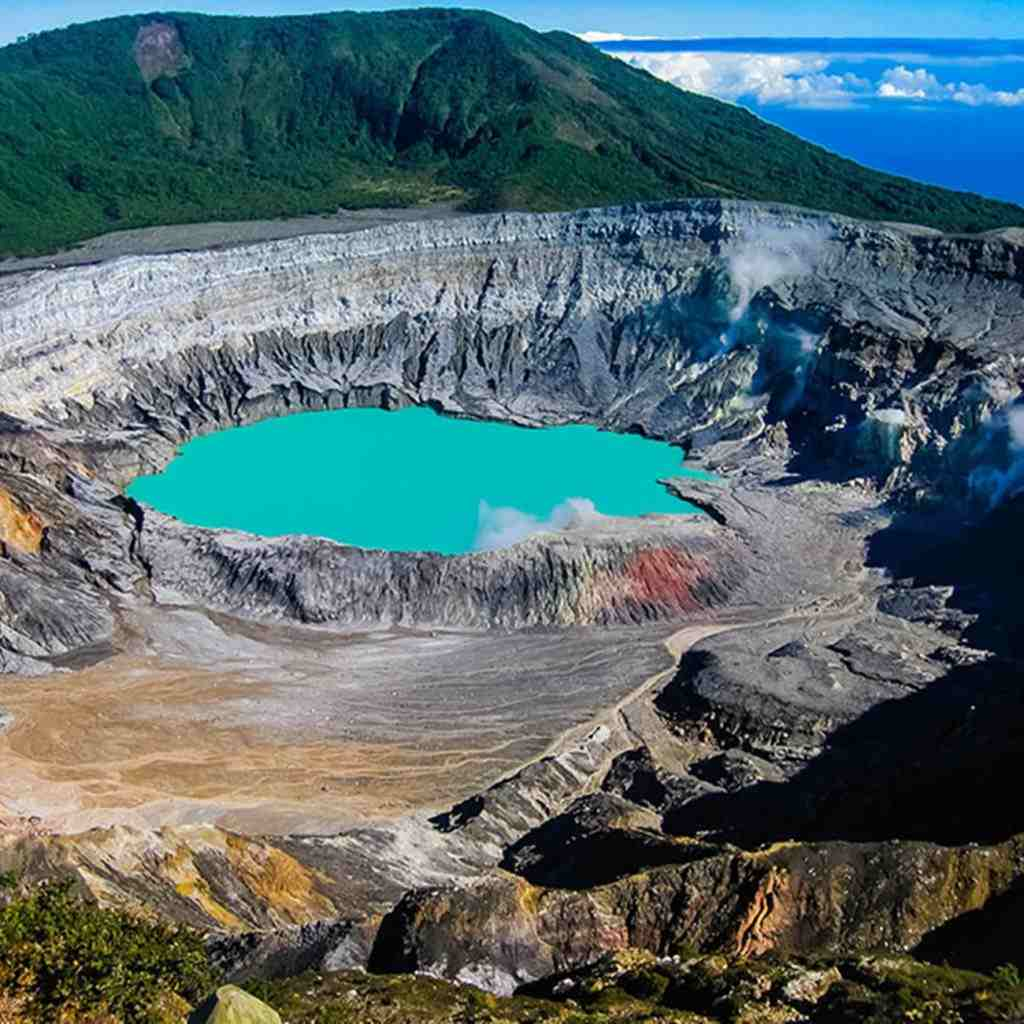 Poas Volcano Day Tour From San Jose Costa Rica Book Online Save