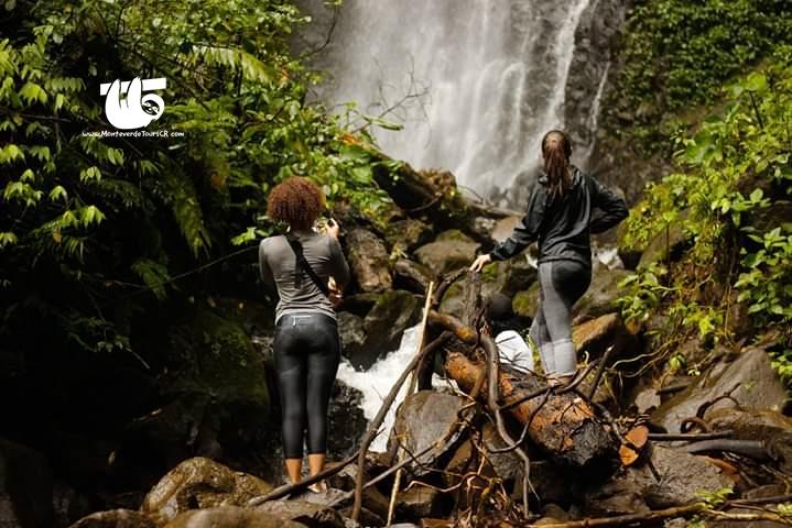 Cataratas el Tigre Monteverde costa rica Waterfalls