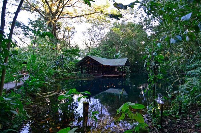 Eco Termales Fortuna Arenal Volcano Costa Rica