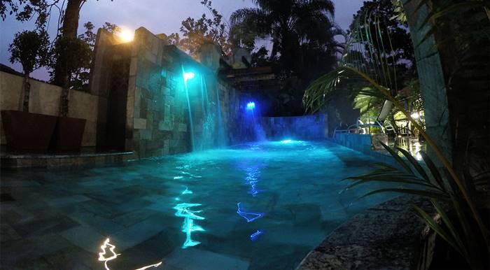 Paradise hot springs la fortuna arenal volcano