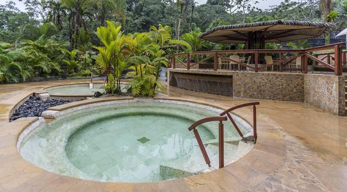Tabacón Hot Springs La Fortuna Arenal Volcano | Costa Rica
