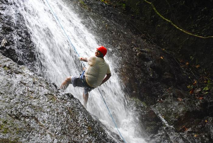 Jaco Beach Canyoneering Zip Line Tour 4