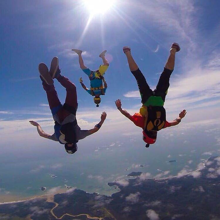 Costa Rica Sky Diving 1