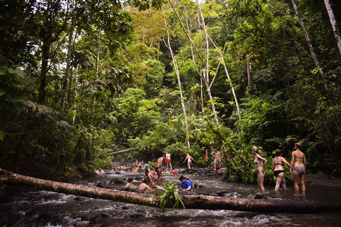 Free Hot Springs Arenal Volcano