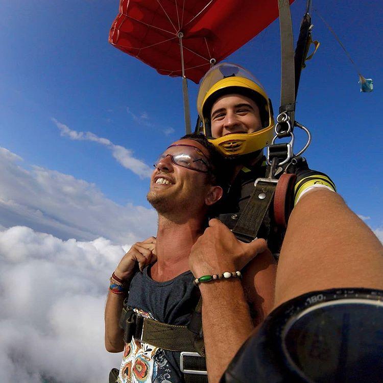 Skydiving Costa Rica 4