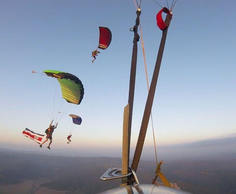 Skydiving Costa Rica 9