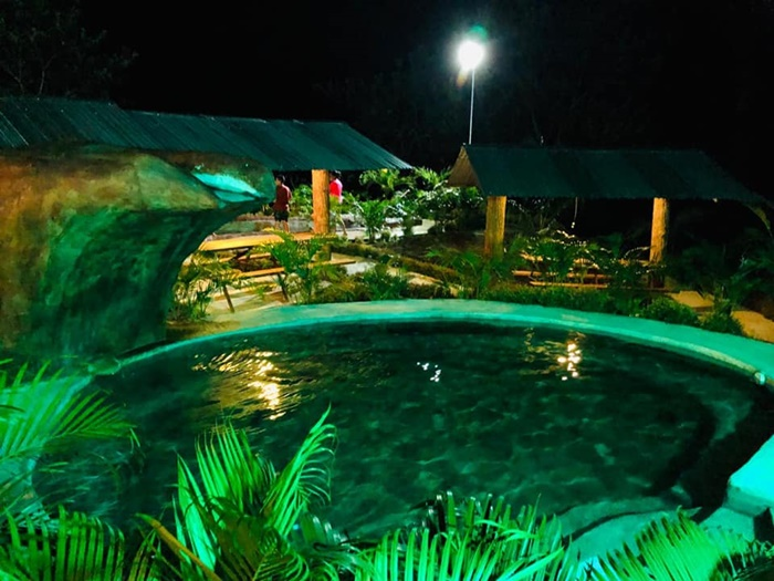 HoT Springs La Fortuna arenal