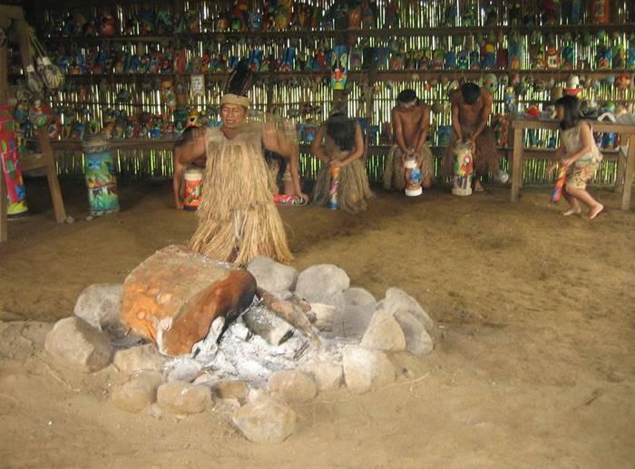 Maleku Indian Village La Fortuna costa rica
