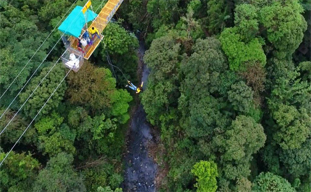 Eco Bungee Costa Rica