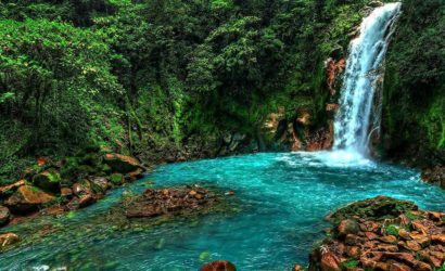 Rio Celeste Tour from Guanacaste