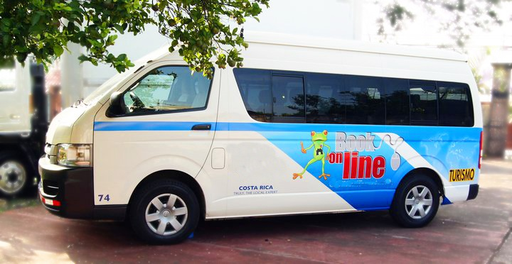 Costa Rica Shared Shuttles