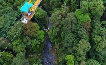 Eco Bungee Costa Rica