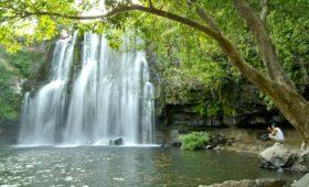 Llanos de Cortez Waterfall Guanacaste Costa Rica