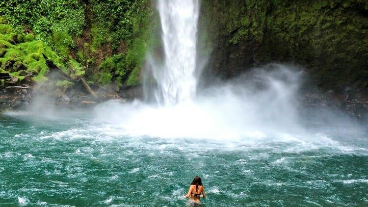 La Fortuna Hanging Bridges and Waterfall Combo Tours 4