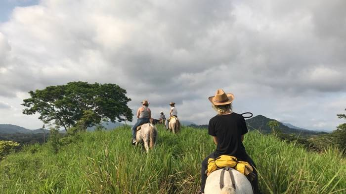 horseback riding in santa teresa & Mal Pais costa rica