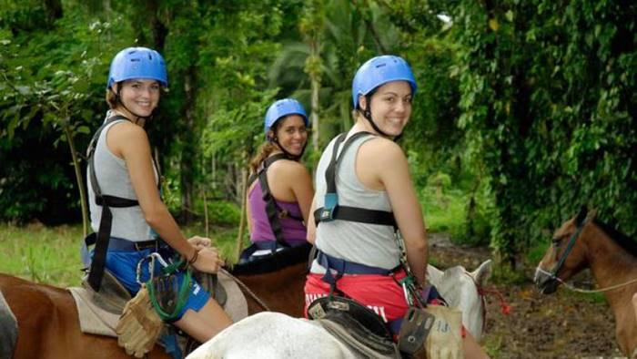Puerto Viejo Horseback Riding Tours Costa Rica