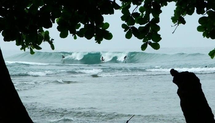 Puerto Viejo & Cahuita Surf Lessons Costa Rica