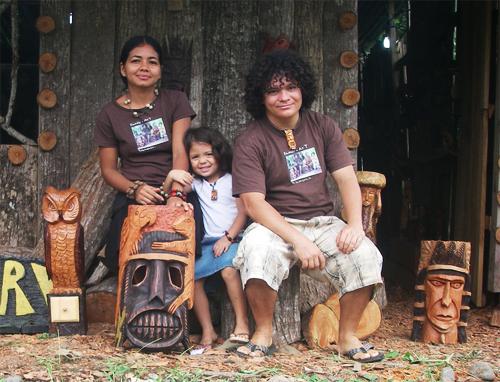 Puerto Viejo Costa Rica Indian Tour