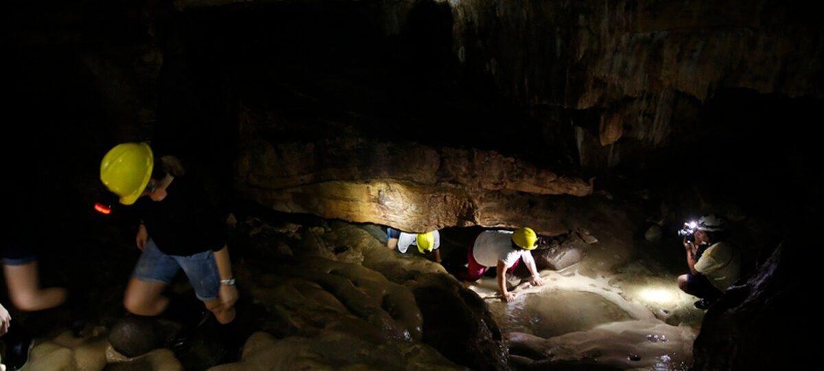 Lago subterraneo Lacsa Costa Rica