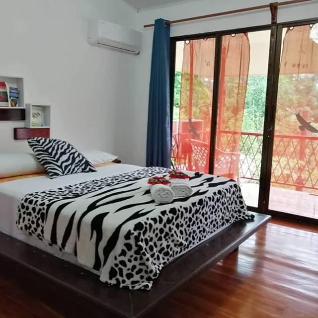 Casa equipada Sarapiqui costa rica
