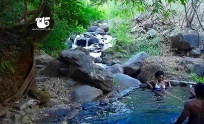 Aguas termales monteverde hot springs costa rica