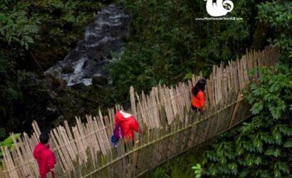 Cataratas el Tigre en Monteverde Costa Rica