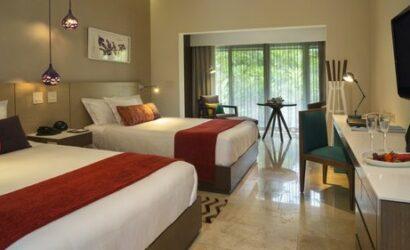Hoteles alojamientos casas en la fortuna volcan arenal