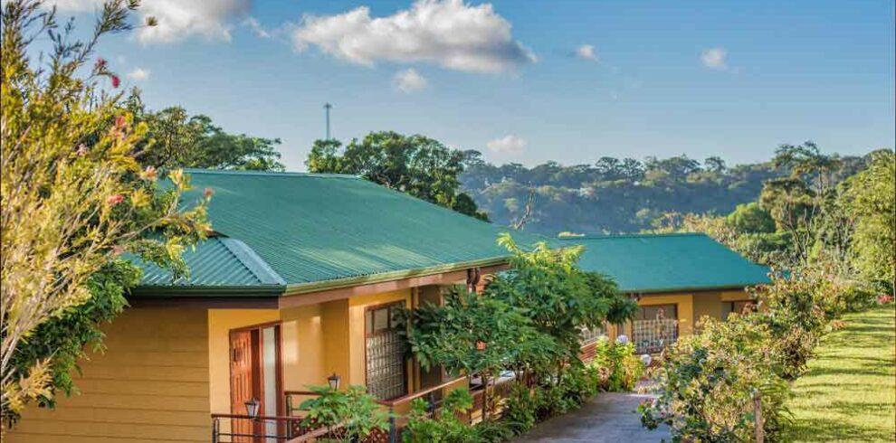 Hoteles y Alojamientos en Monteverde Costa Rica