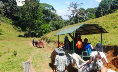 Tour Carretas y Campesinos, Sarapiquí